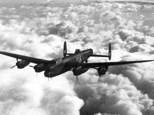 Image of Avro Lancaster MkIII
