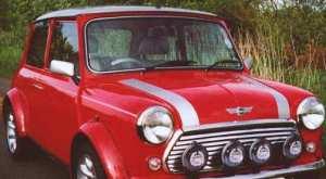 Image of an Austin Mini